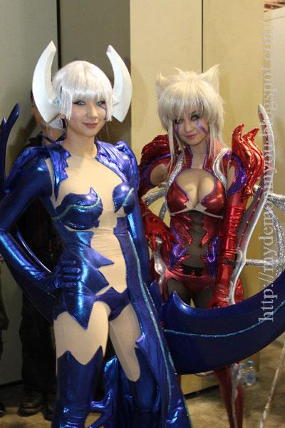 Ashley and Alodia Gosiengfiao