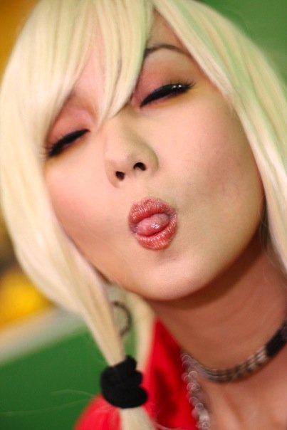 Alodia\'s Anime Look