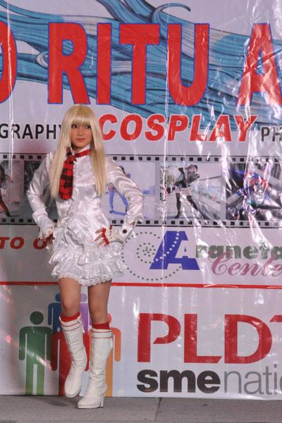Alodia\'s Lili Rochefort Costume from Tekken