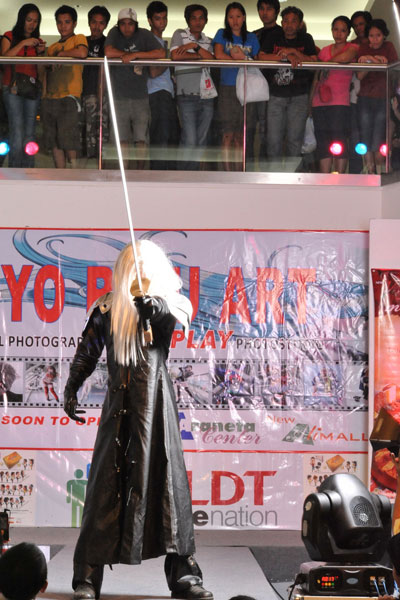 Sephiroth Costume from Final Fantasy VII