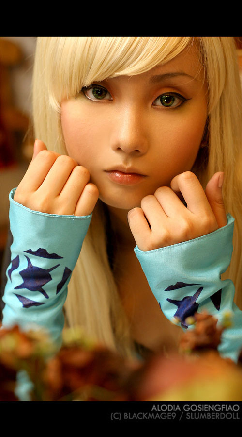 Alodia as a Doll