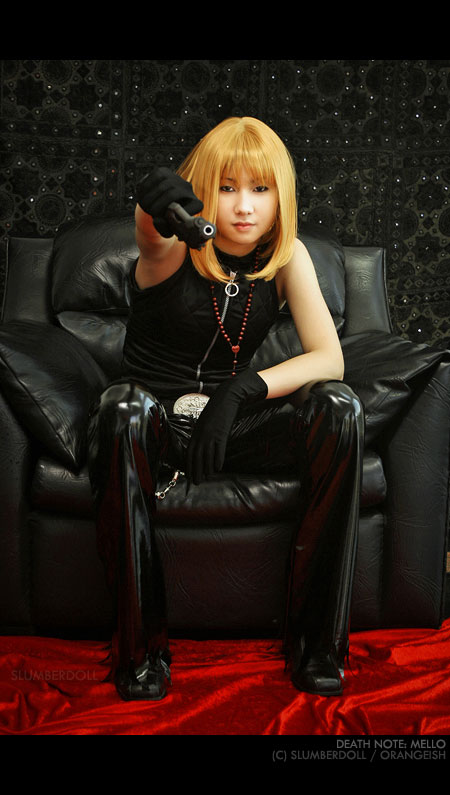 Ashley Gosiengfiao as Mello