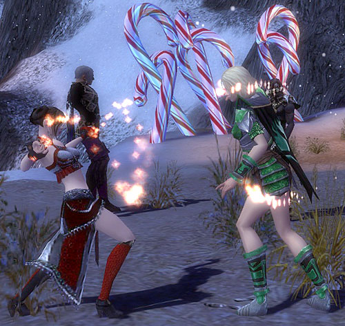 Guild Wars Collector's Edition Wintersday Dance
