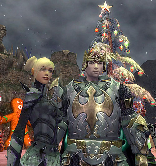 Guild Wars Wintersday