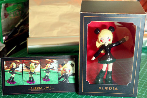 Alodia Doll