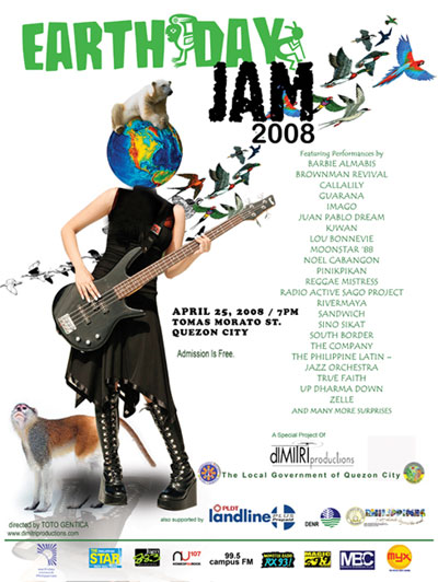 Earth Day Jam