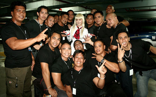 Alodia's Bodyguards
