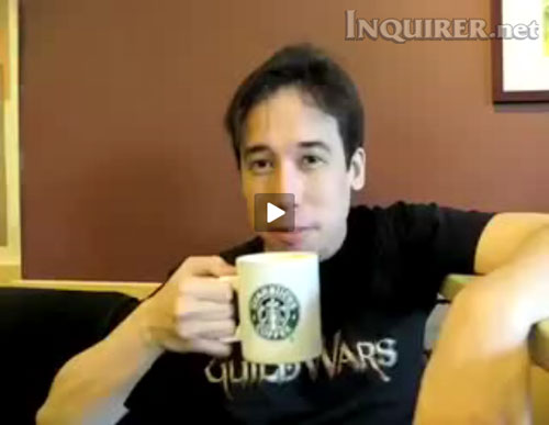 Inquirer Interview on Blogging, Haters, and Alodia