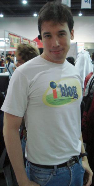 Mike Abundo at M3Con 2008