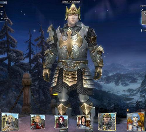 guild wars 2 character slots