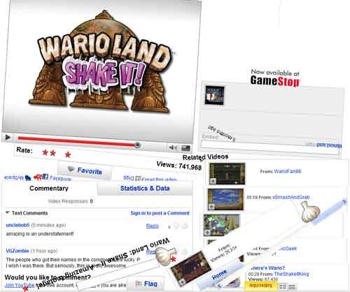 Wario Land: Shake It!