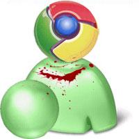 Chrome on Hotmail