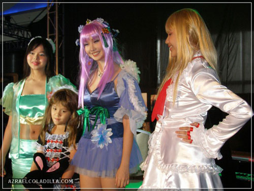 Alodia Fans Day Cosplay