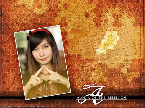Alodia of the Rebellion