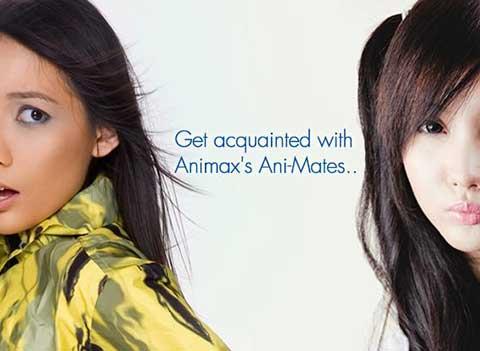 Stephanie Henares and Alodia Gosiengfiao as Animax Ani-Mates