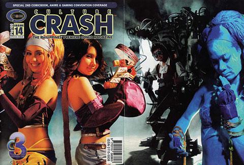 Culture Crash Cosplay Cover