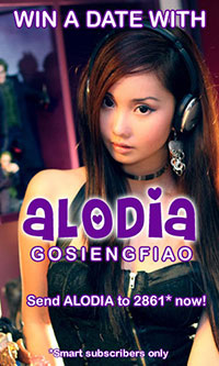 Win a date with Filipina cosplay queen Alodia Gosiengfiao!