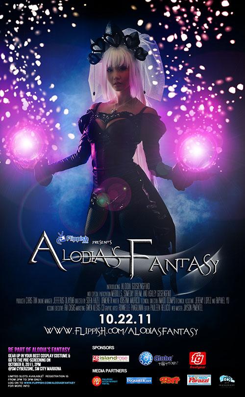 Alodia's Fantasy